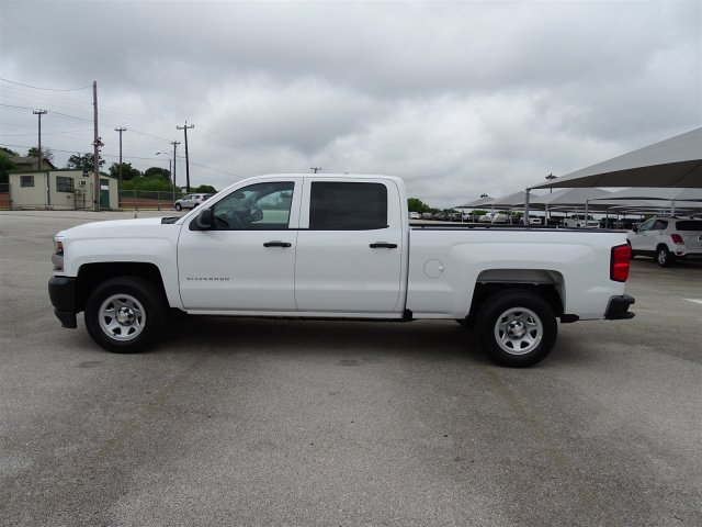 2018 Silverado 1500 Crew Cab 4x2,  Pickup #CC81689 - photo 8