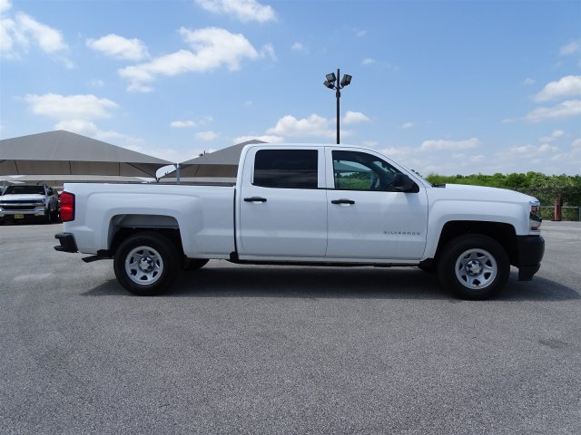 2018 Silverado 1500 Crew Cab, Pickup #CC81711 - photo 4