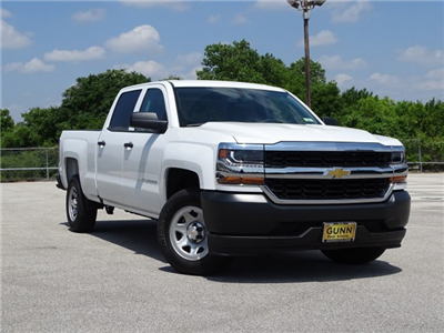 2018 Silverado 1500 Crew Cab 4x2,  Pickup #CC81711 - photo 3