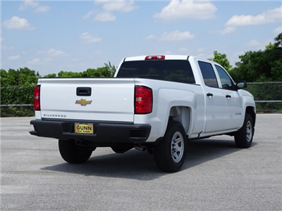 2018 Silverado 1500 Crew Cab, Pickup #CC81711 - photo 5