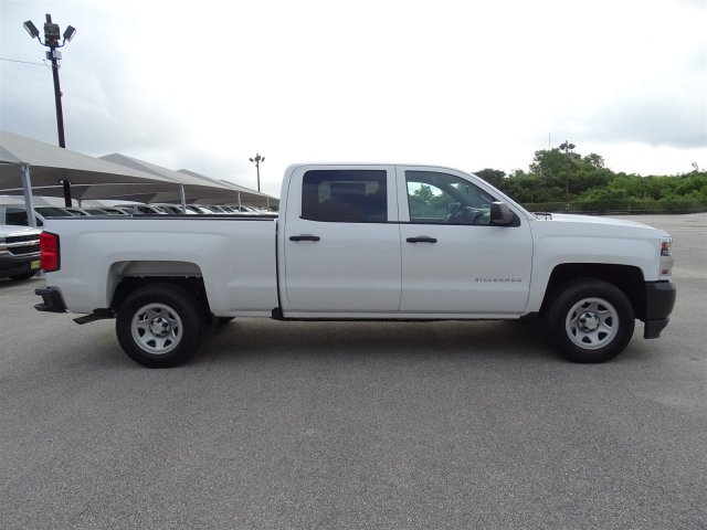2018 Silverado 1500 Crew Cab 4x2,  Pickup #CC81716 - photo 4