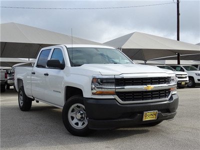 2018 Silverado 1500 Crew Cab 4x2,  Pickup #CC81716 - photo 3