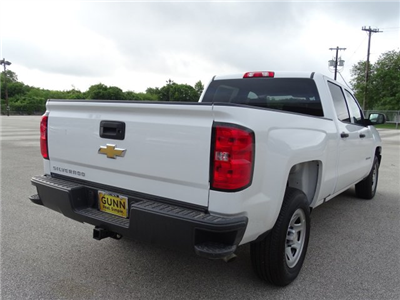 2018 Silverado 1500 Crew Cab 4x2,  Pickup #CC81716 - photo 5