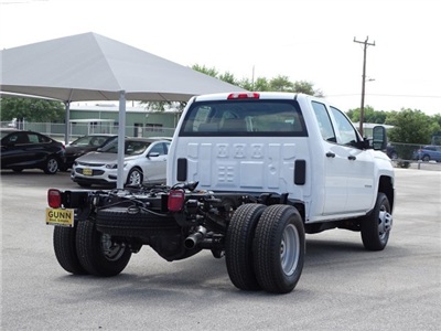 2018 Silverado 3500 Double Cab, Cab Chassis #CC81729 - photo 5