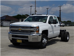 2018 Silverado 3500 Double Cab,  Cab Chassis #CC81729 - photo 1