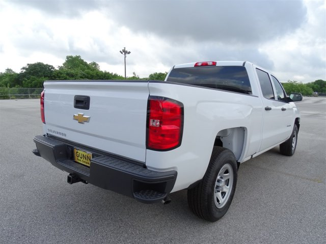 2018 Silverado 1500 Crew Cab 4x2,  Pickup #CC81741 - photo 5