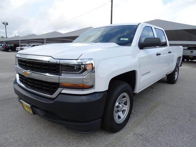 2018 Silverado 1500 Crew Cab 4x2,  Pickup #CC81741 - photo 1