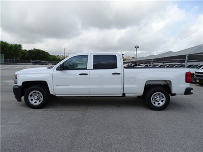 2018 Silverado 1500 Crew Cab 4x2,  Pickup #CC81741 - photo 8