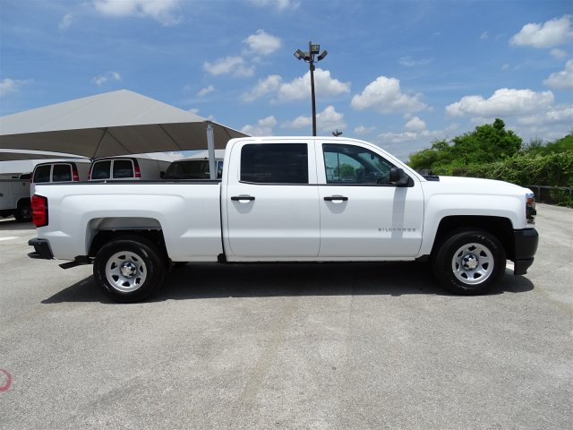 2018 Silverado 1500 Crew Cab,  Pickup #CC81745 - photo 4