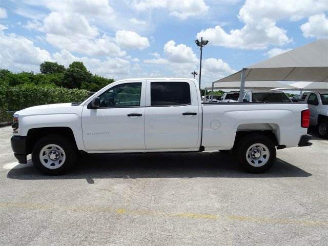2018 Silverado 1500 Crew Cab,  Pickup #CC81745 - photo 8