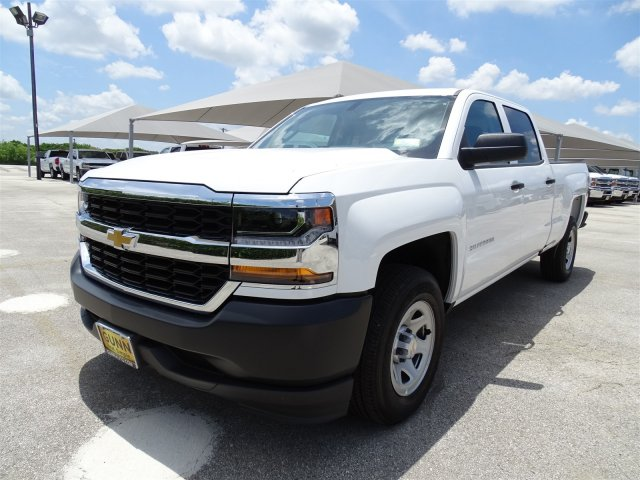 2018 Silverado 1500 Crew Cab,  Pickup #CC81745 - photo 1