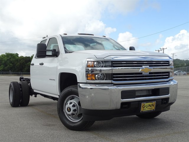2018 Silverado 3500 Double Cab,  Cab Chassis #CC81747 - photo 3