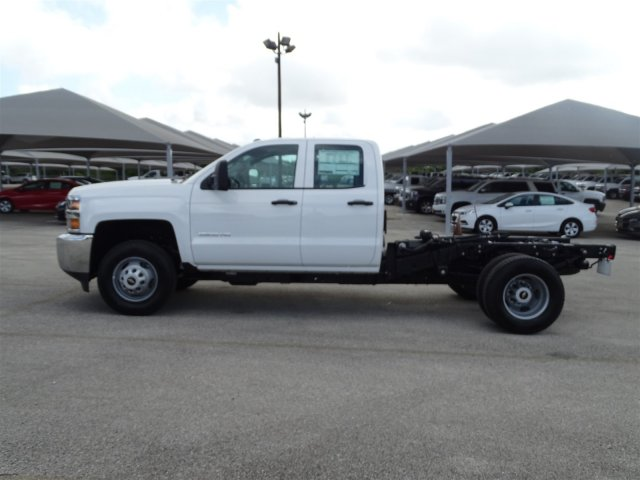 2018 Silverado 3500 Double Cab,  Cab Chassis #CC81747 - photo 6