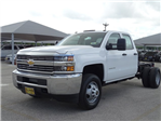 2018 Silverado 3500 Double Cab,  Cab Chassis #CC81747 - photo 1