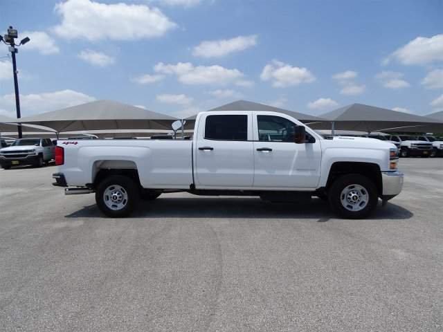 2018 Silverado 2500 Crew Cab 4x4, Pickup #CC81752 - photo 4
