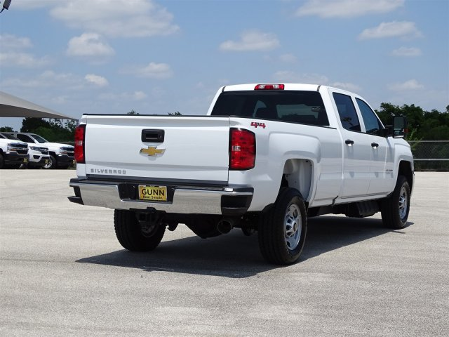 2018 Silverado 2500 Crew Cab 4x4, Pickup #CC81752 - photo 5