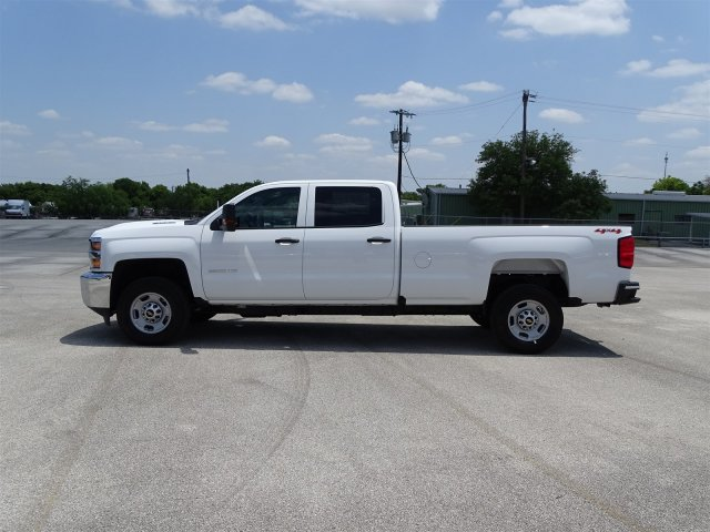 2018 Silverado 2500 Crew Cab 4x4, Pickup #CC81752 - photo 7