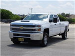 2018 Silverado 2500 Crew Cab 4x4, Pickup #CC81752 - photo 1