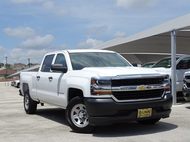 2018 Silverado 1500 Crew Cab 4x2,  Pickup #CC81760 - photo 3