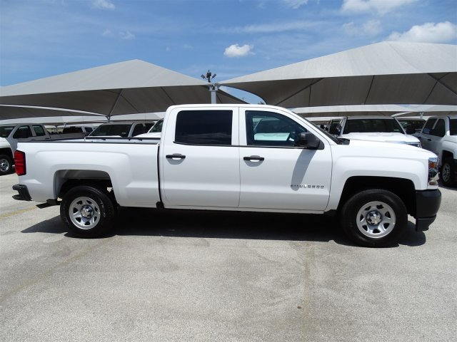 2018 Silverado 1500 Crew Cab 4x2,  Pickup #CC81760 - photo 4