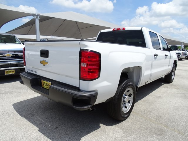 2018 Silverado 1500 Crew Cab 4x2,  Pickup #CC81760 - photo 5