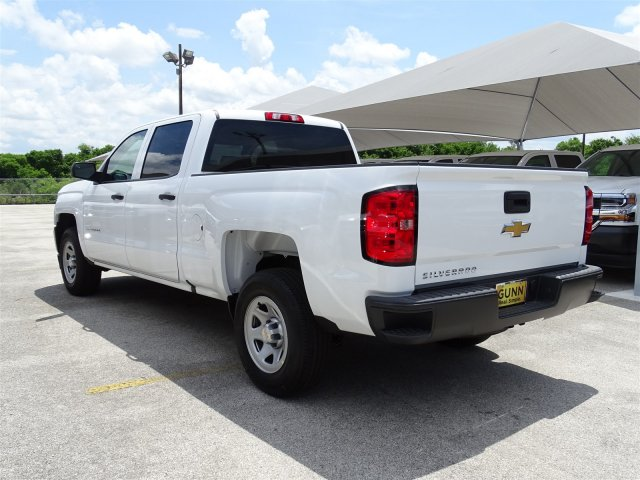 2018 Silverado 1500 Crew Cab 4x2,  Pickup #CC81760 - photo 2