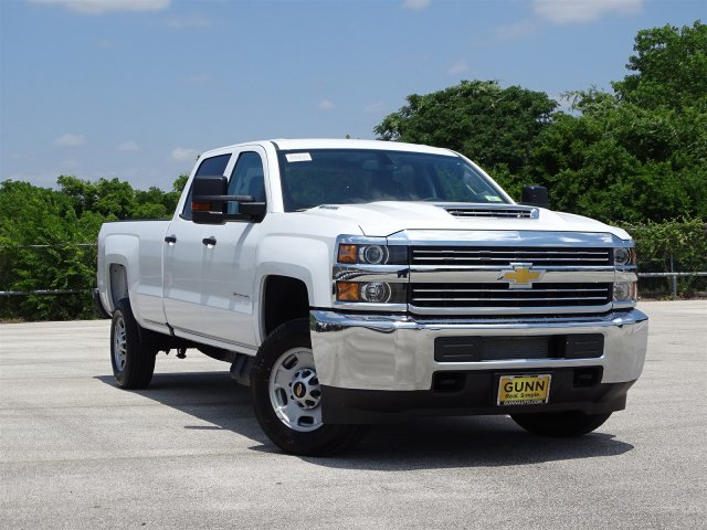 2018 Silverado 2500 Crew Cab, Pickup #CC81761 - photo 3