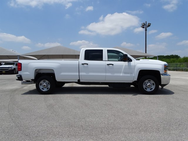 2018 Silverado 2500 Crew Cab, Pickup #CC81761 - photo 4