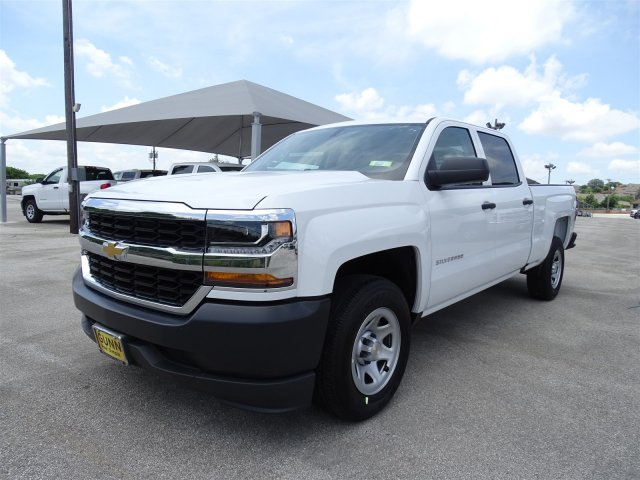 2018 Silverado 1500 Crew Cab 4x2,  Pickup #CC81762 - photo 1