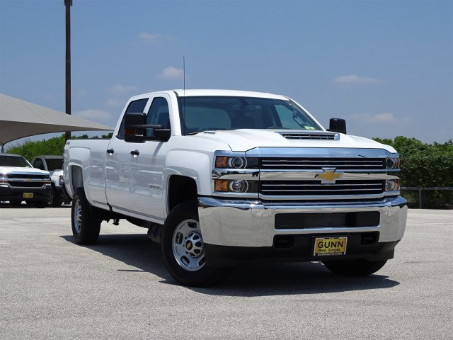 2018 Silverado 2500 Crew Cab 4x4, Pickup #CC81768 - photo 3