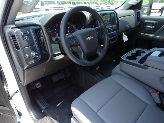 2018 Silverado 2500 Crew Cab 4x4, Pickup #CC81768 - photo 10