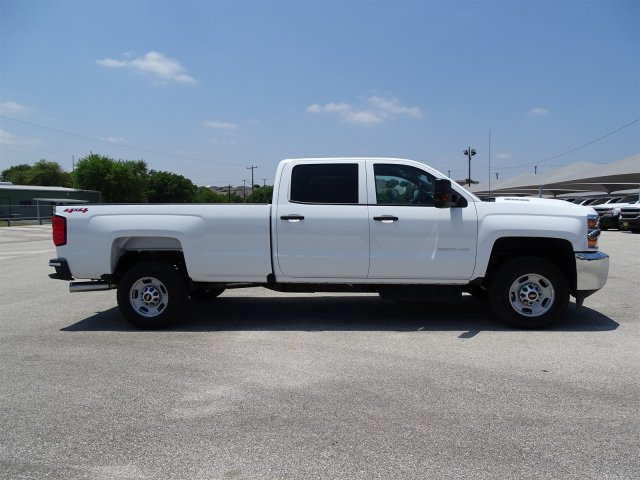 2018 Silverado 2500 Crew Cab 4x4, Pickup #CC81768 - photo 4