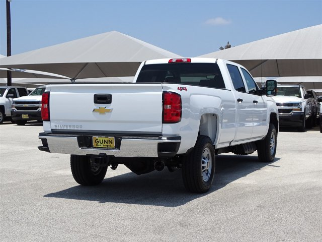 2018 Silverado 2500 Crew Cab 4x4, Pickup #CC81768 - photo 5
