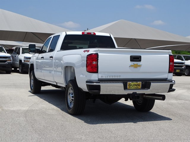 2018 Silverado 2500 Crew Cab 4x4, Pickup #CC81768 - photo 2