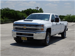 2018 Silverado 2500 Crew Cab 4x4, Pickup #CC81768 - photo 1