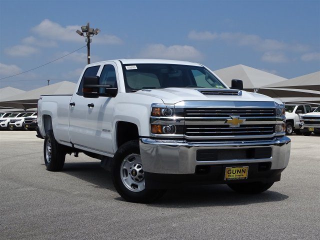 2018 Silverado 2500 Crew Cab 4x4, Pickup #CC81769 - photo 3