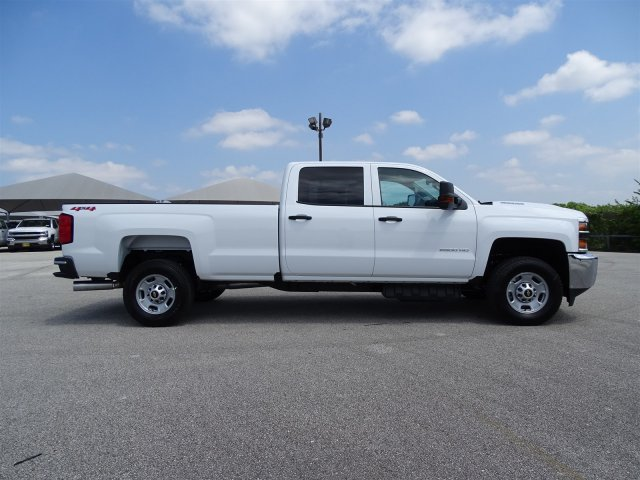 2018 Silverado 2500 Crew Cab 4x4, Pickup #CC81769 - photo 4