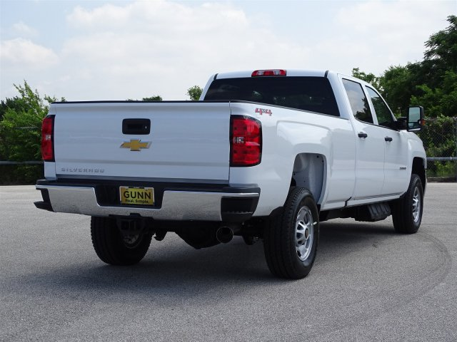 2018 Silverado 2500 Crew Cab 4x4, Pickup #CC81769 - photo 5