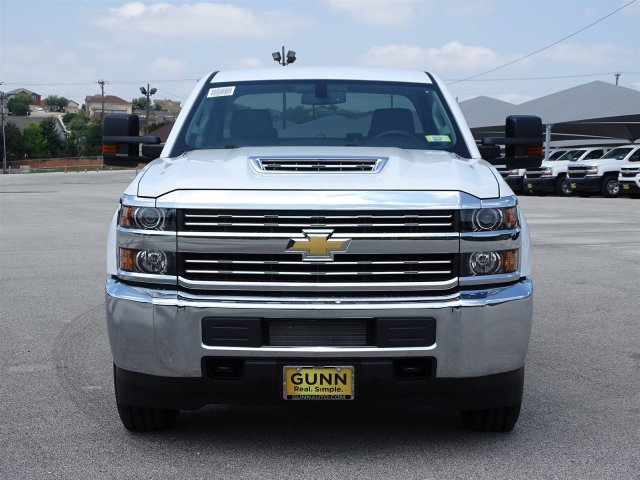 2018 Silverado 2500 Crew Cab 4x4, Pickup #CC81769 - photo 8