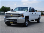 2018 Silverado 2500 Crew Cab 4x4, Pickup #CC81769 - photo 1