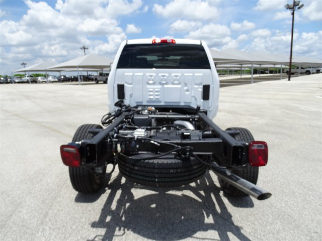 2018 Silverado 2500 Double Cab 4x2,  Cab Chassis #CC81787 - photo 6