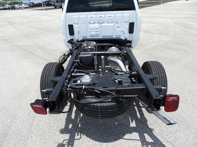 2018 Silverado 2500 Double Cab 4x2,  Cab Chassis #CC81787 - photo 7