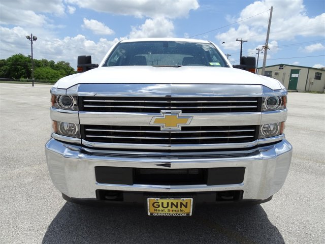 2018 Silverado 2500 Double Cab 4x2,  Cab Chassis #CC81787 - photo 9