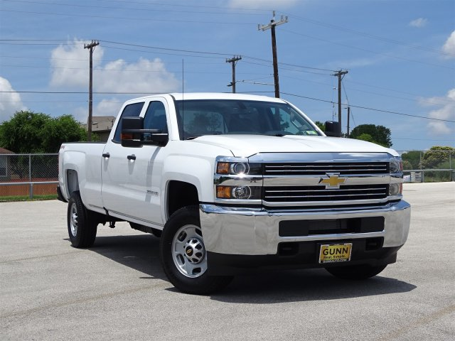 2018 Silverado 2500 Crew Cab 4x4,  Pickup #CC81789 - photo 3