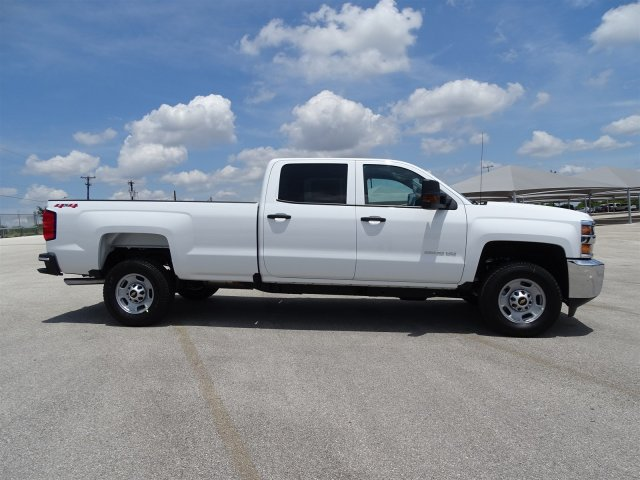 2018 Silverado 2500 Crew Cab 4x4,  Pickup #CC81789 - photo 4
