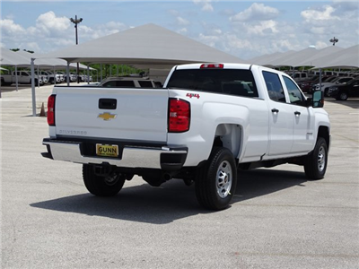 2018 Silverado 2500 Crew Cab 4x4,  Pickup #CC81789 - photo 5