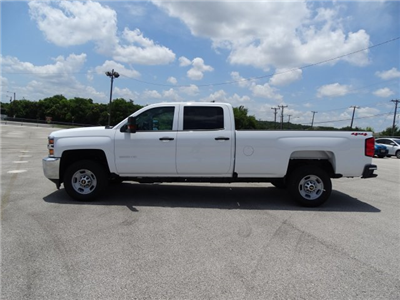 2018 Silverado 2500 Crew Cab 4x4,  Pickup #CC81789 - photo 7