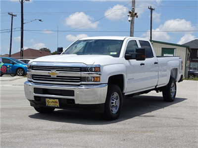 2018 Silverado 2500 Crew Cab 4x4,  Pickup #CC81789 - photo 1