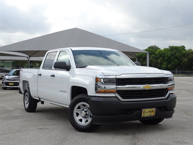2018 Silverado 1500 Crew Cab 4x4,  Pickup #CC81794 - photo 3