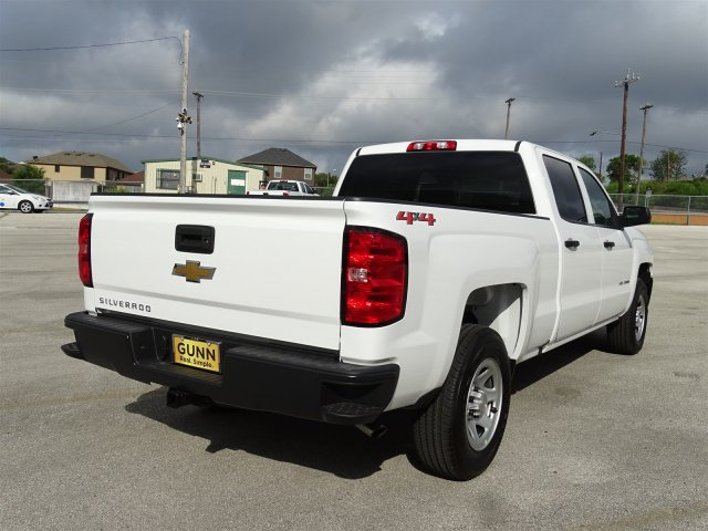 2018 Silverado 1500 Crew Cab 4x4,  Pickup #CC81794 - photo 5